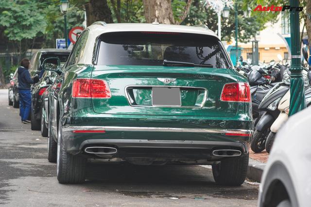 Soi kĩ Bentley Bentayga Onyx Edition hai tông màu độc nhất Việt Nam - Ảnh 5.