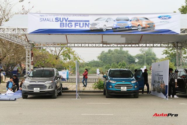 Ford EcoSport tìm lại chính mình, tìm lại ngôi vương tại Việt Nam - Ảnh 1.