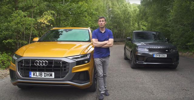 Đây là lý do nhiều người đánh giá Audi Q8 cao hơn Range Rover Sport - Ảnh 3.