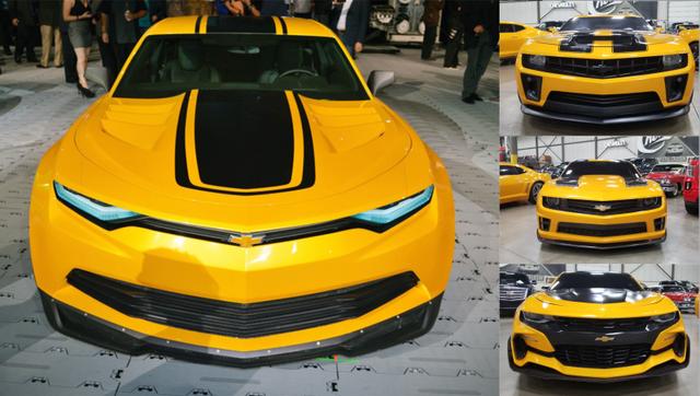 Đại gia tranh nhau mua 4 chiếc Chevrolet Camaro đã biến hình trong Transformers - Ảnh 2.