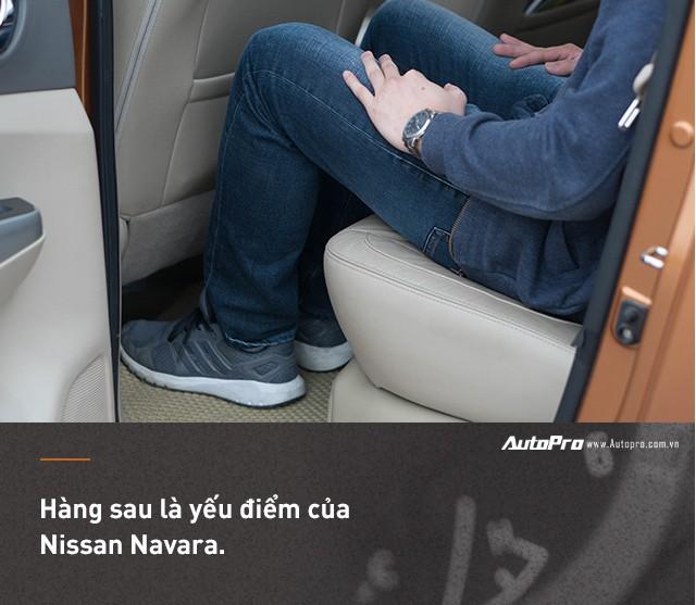 Người dùng đánh giá Nissan Navara - Từ quyết định ngược dòng số đông tới 100.000km đồng hành - Ảnh 11.
