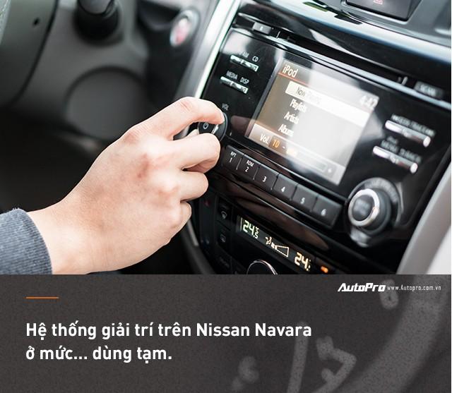 Người dùng đánh giá Nissan Navara - Từ quyết định ngược dòng số đông tới 100.000km đồng hành - Ảnh 12.