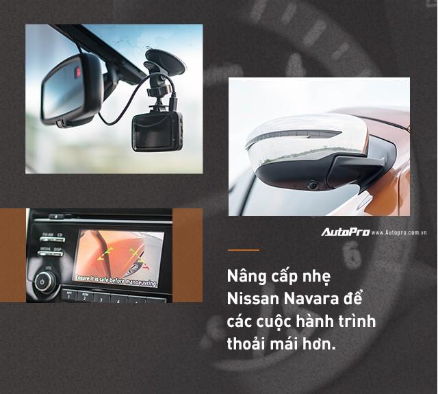 Người dùng đánh giá Nissan Navara - Từ quyết định ngược dòng số đông tới 100.000km đồng hành - Ảnh 20.
