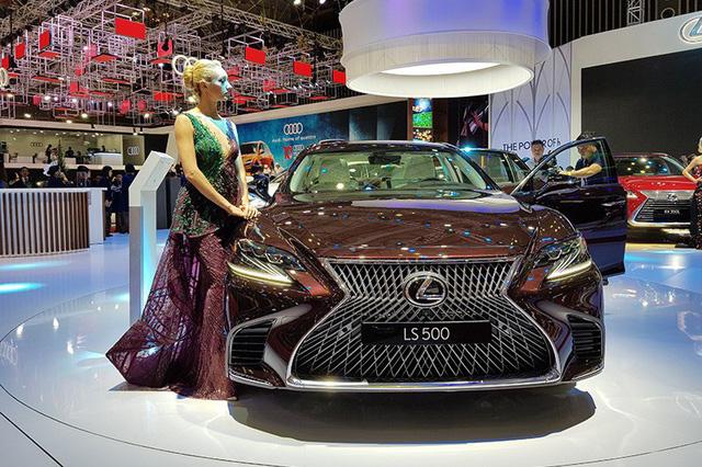 Lexus quay trở lại - Cuộc đấu đơn độc của hãng xe Nhật với bộ đôi thương hiệu Đức tại Việt Nam - Ảnh 3.