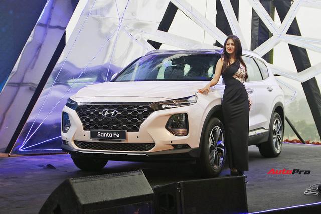 Hyundai Santa Fe 2019 ra mắt với 6 phiên bản, giá từ 995 triệu đồng - Ảnh 4.