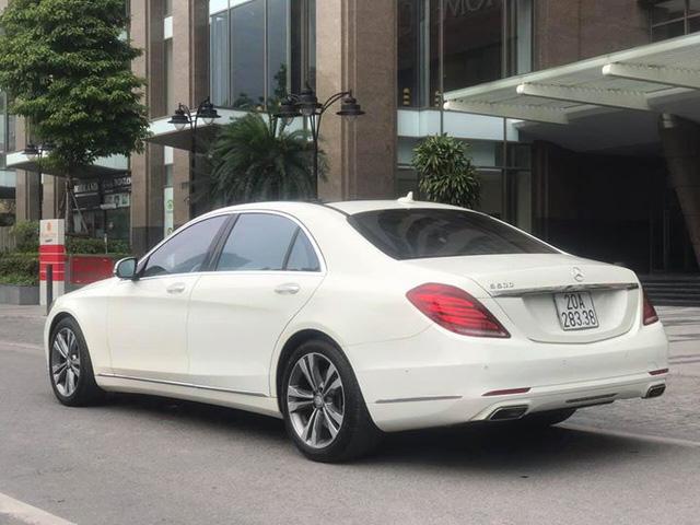 Đây là số tiền mà chủ xe mất đi sau 4 năm lăn bánh Mercedes-Benz S500 - Ảnh 3.