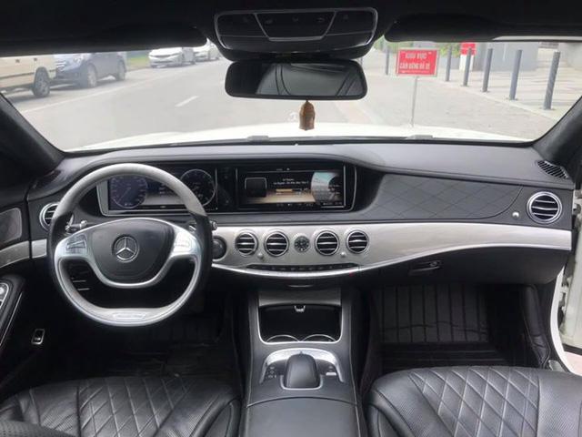 Đây là số tiền mà chủ xe mất đi sau 4 năm lăn bánh Mercedes-Benz S500 - Ảnh 4.