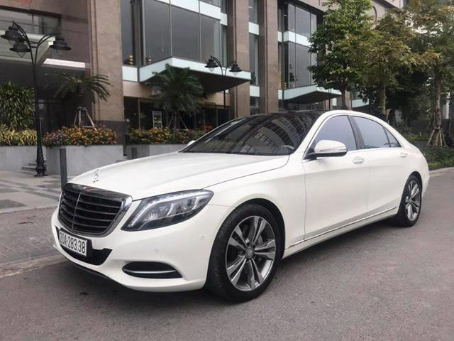 Đây là số tiền mà chủ xe mất đi sau 4 năm lăn bánh Mercedes-Benz S500 - Ảnh 6.