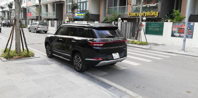 Chiếc ô tô Trung Quốc mất gương ngày Tết tại Hà Nội, đạo chích bị cười vì tưởng nhầm xe sang Land Rover - Ảnh 3.