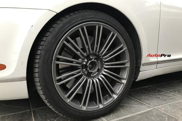 Bentley Continental GT Speed nhọ nhất Hà Nội: 2 mùa Tết bị trộm gương, năm nay còn bị vặt thêm 4 món đồ giá trị khác - Ảnh 3.