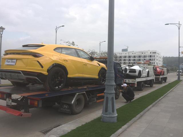 Bộ 3 siêu xe đổ bộ Hạ Long tham gia show truyền hình: Có Lamborghini Urus hàng 'hot' - Ảnh 1.