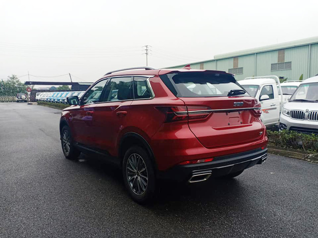 SUV Trung Quốc 'gốc' Ý thiết kế kiểu Audi sắp ra mắt tại Việt Nam với giá khoảng 600 triệu đồng - Ảnh 5.
