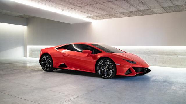 Siêu xe Huracan mới không có chữ LP và đây là lời giải thích bất ngờ từ Lamborghini - Ảnh 2.