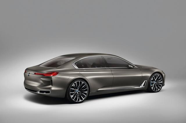 BMW 9-Series cạnh tranh Rolls-Royce chỉ còn là trong mơ - Ảnh 1.