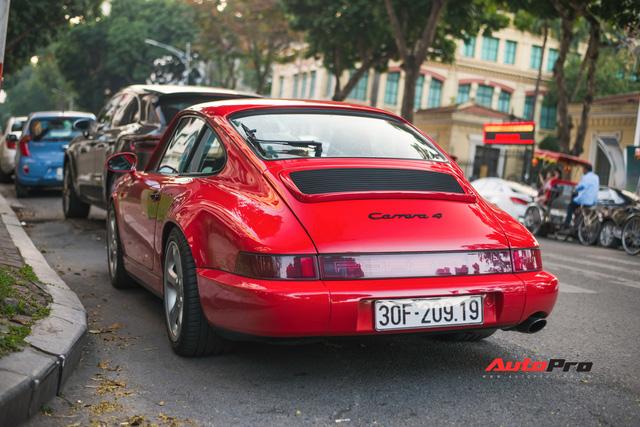 Porsche 964 Carrera 4 của ông Tây mang về Việt Nam 30 năm ra biển mới nhưng câu chuyện phía sau gây tò mò hơn - Ảnh 2.
