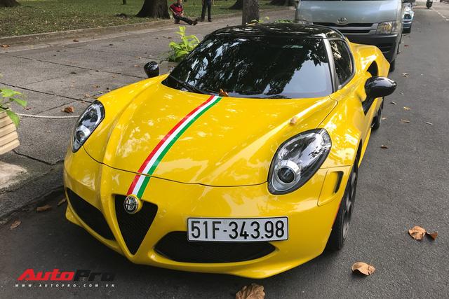 Độc nhất VN và tăng tốc ngang Ferrari nhưng Alfa Romeo 4C Launch Edition còn làm nức lòng giới mộ điệu bằng những điều này - Ảnh 6.