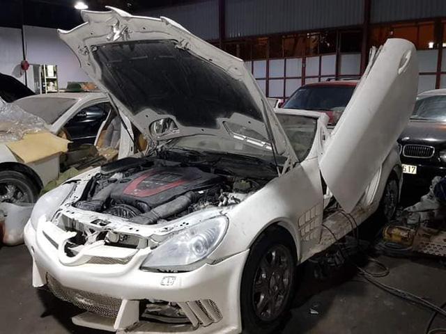 Bentley Continental Flying Spur, BMW 6-Series, Mercedes-Benz SLK bị bán rã xác không thương tiếc với tổng giá 500 triệu đồng - Ảnh 5.