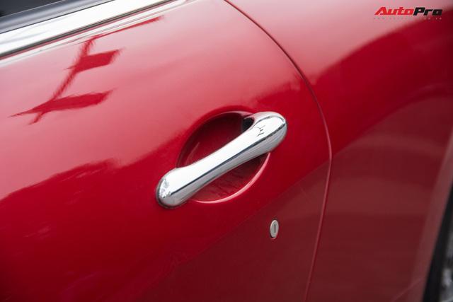 Maserati GranTurismo chính hãng đầu tiên và duy nhất tại Việt Nam có biển số siêu đẹp - Ảnh 8.