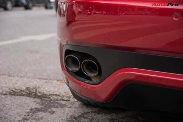 Maserati GranTurismo chính hãng đầu tiên và duy nhất tại Việt Nam có biển số siêu đẹp - Ảnh 10.