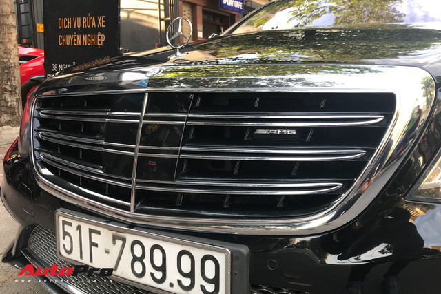Mercedes-AMG S65 của thiếu gia Sài Gòn sinh năm 2000 gây chú ý vì những điều này - Ảnh 4.