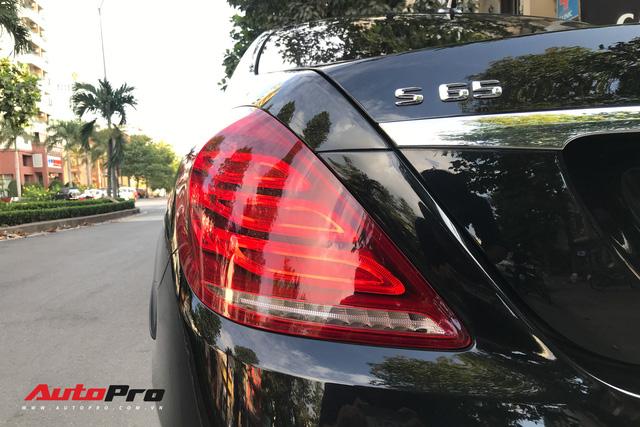 Mercedes-AMG S65 của thiếu gia Sài Gòn sinh năm 2000 gây chú ý vì những điều này - Ảnh 7.