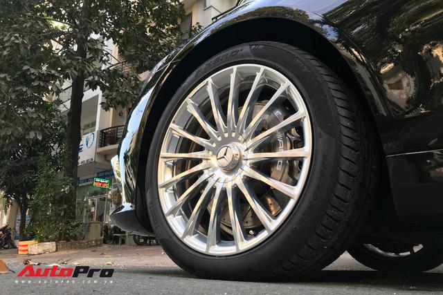 Mercedes-AMG S65 của thiếu gia Sài Gòn sinh năm 2000 gây chú ý vì những điều này - Ảnh 6.