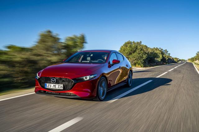 Ra mắt Mazda3 2019 bản châu Âu khiến fan Việt Nam càng thêm ngóng chờ - Ảnh 1.