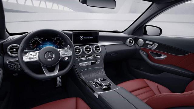 Mercedes-Benz C-Class 2019 lộ ảnh nội thất và giá bán dự kiến từ 1,499 tỷ đồng tại Việt Nam - Ảnh 3.