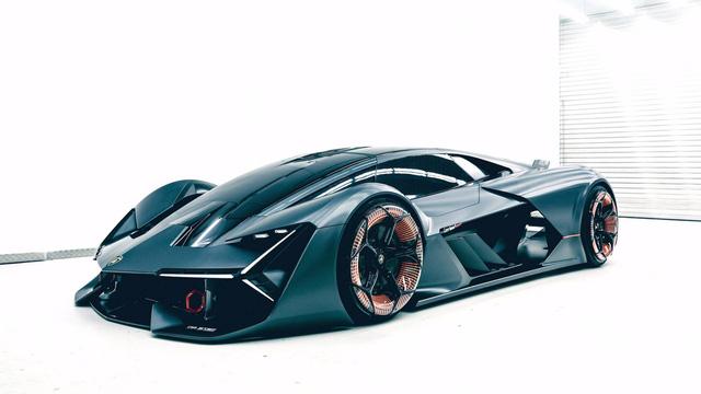 Siêu xe 2,5 triệu USD của Lamborghini chưa ra mắt đã bị đại gia thâu tóm sạch - Ảnh 1.