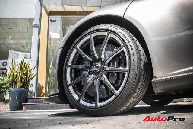 Một trong 50 chiếc McLaren 650S Spider MSO siêu hiếm trên thế giới thuộc bộ sưu tập trong hầm siêu xe triệu đô của đại gia Sài Gòn - Ảnh 5.