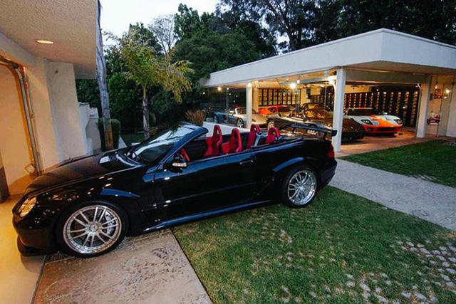 Những garage xe đáng mơ ước nhất thế giới - Ảnh 9.