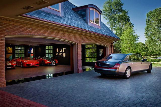 Những garage xe đáng mơ ước nhất thế giới - Ảnh 14.