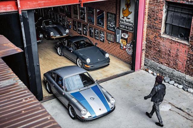 Những garage xe đáng mơ ước nhất thế giới - Ảnh 23.