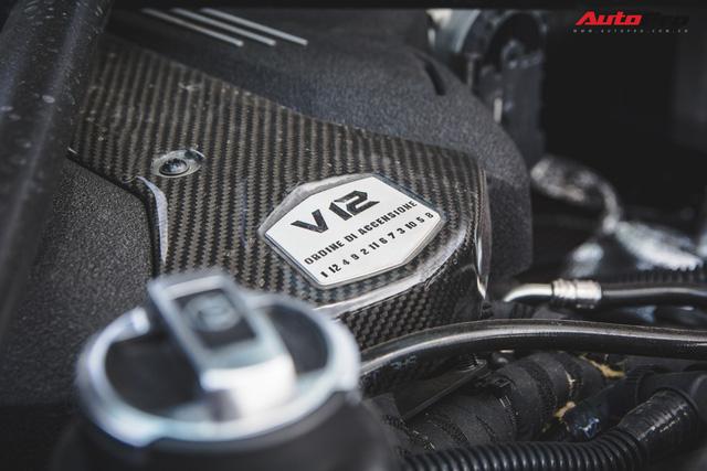 6 sự thật thú vị ít ai biết về Lamborghini Aventador Roadster tại Việt Nam - Ảnh 2.