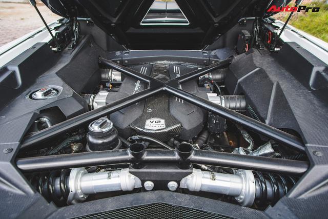 6 sự thật thú vị ít ai biết về Lamborghini Aventador Roadster tại Việt Nam - Ảnh 1.