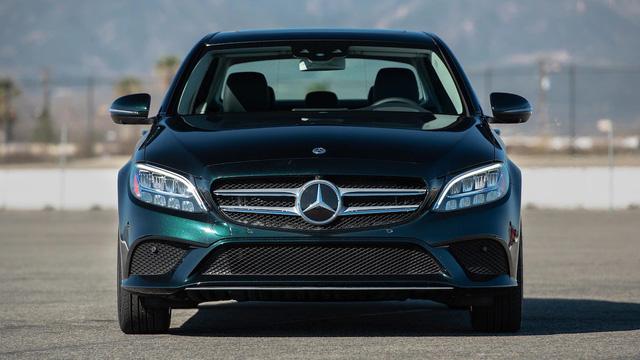 Đánh giá Mercedes-Benz C-Class 2019