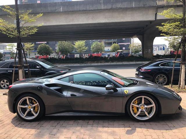 Ferrari 488 GTB từng thuộc sở hữu Cường Đô-la rao bán chỉ 7,3 tỷ đồng - Ảnh 2.