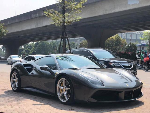 Ferrari 488 GTB từng thuộc sở hữu Cường Đô-la rao bán chỉ 7,3 tỷ đồng - Ảnh 6.