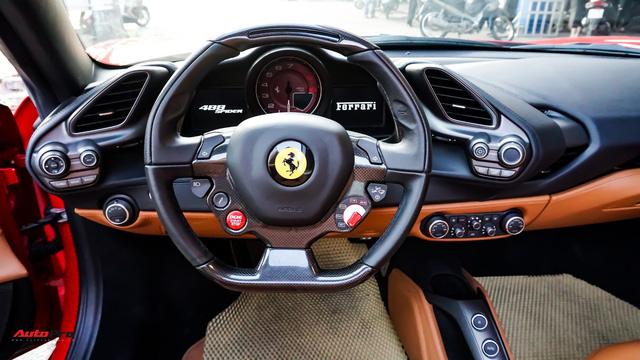 Ferrari 488 GTB từng thuộc sở hữu Cường Đô-la rao bán chỉ 7,3 tỷ đồng - Ảnh 5.