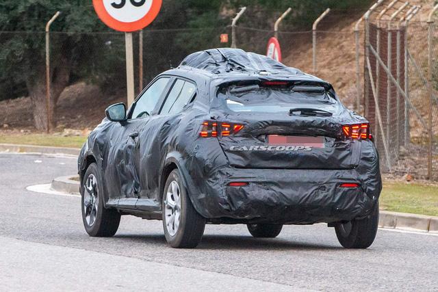 Hé lộ Nissan Juke 2020: Khung gầm mới, thiết kế cũ - Ảnh 1.