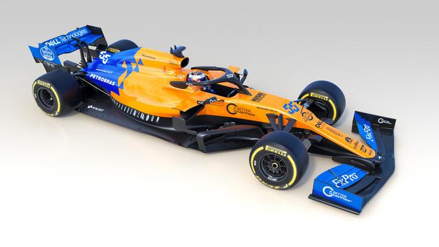 Khám phá bí ẩn sau lớp sơn đu đủ của siêu xe Công thức 1 McLaren - Ảnh 1.