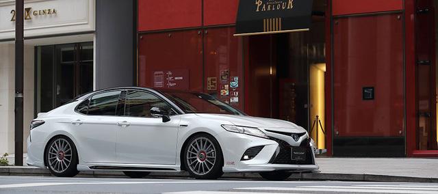 Toyota Camry đời mới độ JDM: Đã đẹp nay còn chất như Lexus - Ảnh 3.