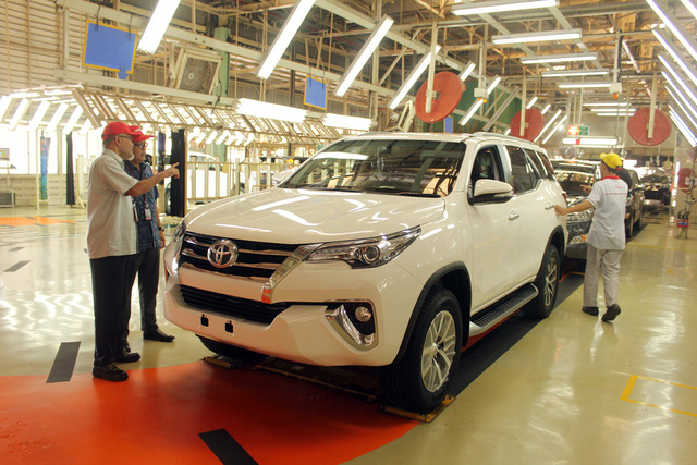 Toyota Fortuner và tham vọng lắp ráp trở lại tại Việt Nam - Ảnh 2.