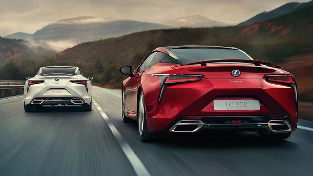 Lexus bán 10 triệu xe - Con số mơ ước của nhiều hãng bình dân - Ảnh 1.
