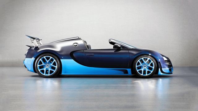 Đại gia từ chối mua Bugatti vì sợ không lắp mui kịp khi trời mưa - Ảnh 1.