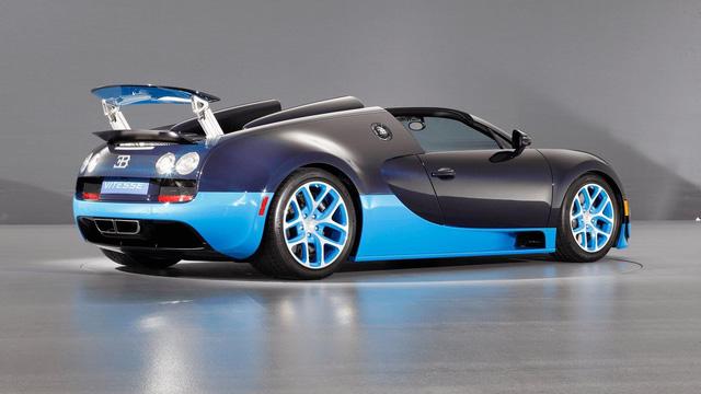 Đại gia từ chối mua Bugatti vì sợ không lắp mui kịp khi trời mưa - Ảnh 3.