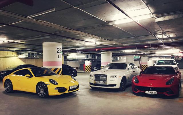 Đại gia đồng hồ chục tỷ Hà Nội sắm bộ đôi xe khủng, thêm Lamborghini Aventador Roadster thứ 2 độc hơn chiếc trước - Ảnh 5.
