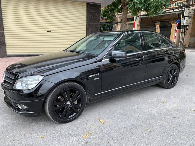 11 năm tuổi, Mercedes-Benz C230 Avantgarde rớt giá rẻ ngang Hyundai Accent  - Ảnh 4.