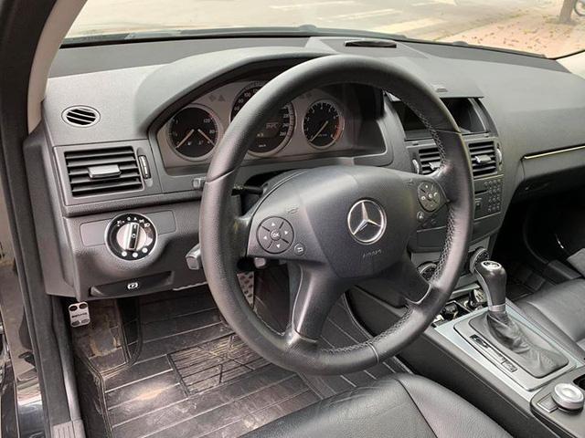 11 năm tuổi, Mercedes-Benz C230 Avantgarde rớt giá rẻ ngang Hyundai Accent  - Ảnh 3.