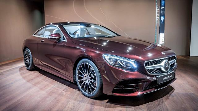 Kết quả hình ảnh cho Mercedes S Class